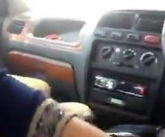 Bhabi ne liya mota land in motor vehicle
