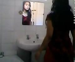 renuka sexy cousin filmed nearby shower