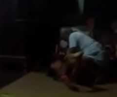 Neighbour tharki buddha bengali houseowner school master fucks maid  in absence be useful to wife wide hot shafting sound hidden video.MP4