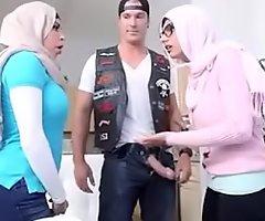 Julianna vega together with mia khalifa - crap-shooter amount at xgadis.com