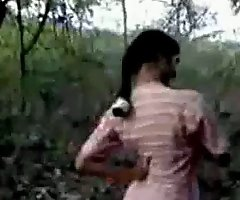 Indian white bitch fucking more forest