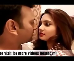 Hot Indian girl kissing his boyfriend and fuck hardcone