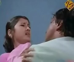 rachana  bengal actress hot wet  saree together with breakage be obliged fuck a guy