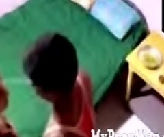 horny-telugu-wife-seducing-servant-making-love-in-madhuram-masala-video