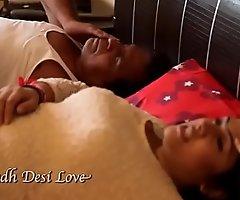 desimasala.co -  Randy bhabhi romance with juvenile guy and naukar