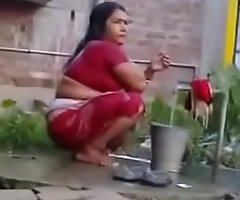 Indian Sexy Mature Become man Rails on White Dick (new)