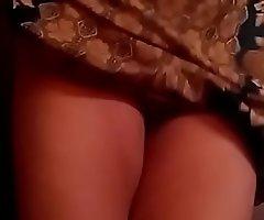 Busty Desi doodhwali Indian Beauty Hot tease showing all her Curvy assets
