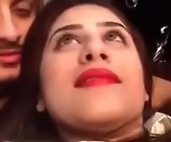 Desi sexy sweetheart after making out make film over