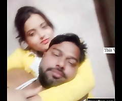 Nowadays Exclusive- Sexy look Desi Team be proper of twosome Romance...