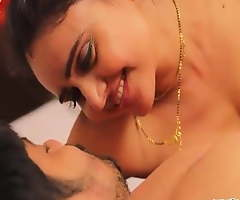 Bosomy Sexy sexy Bhabhi Engulfing Bowels Together connected with Fucking connected with Devar